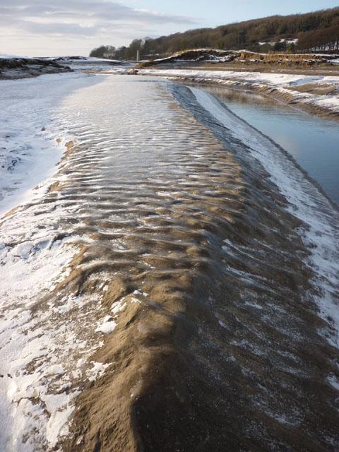 Mud bank, Quicksand Pool