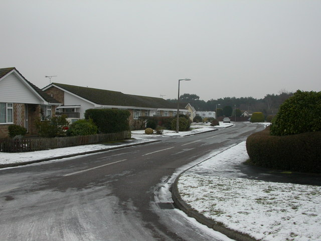 West Moors, Heatherdown Way