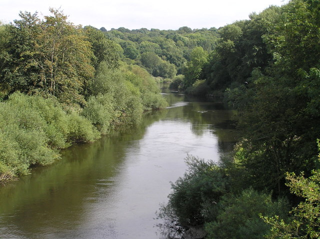 River Severn view,Highley
