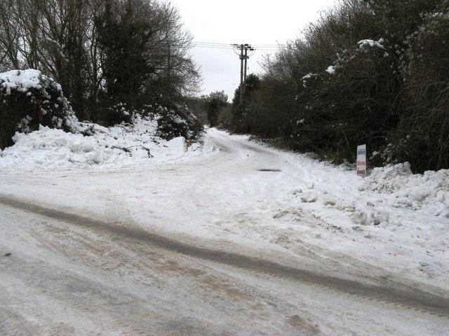 Littleheath Road (north)