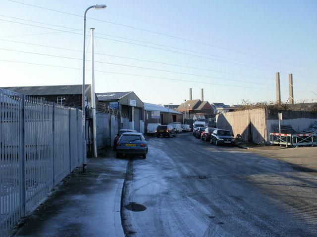 Kelvedon Street, Newport