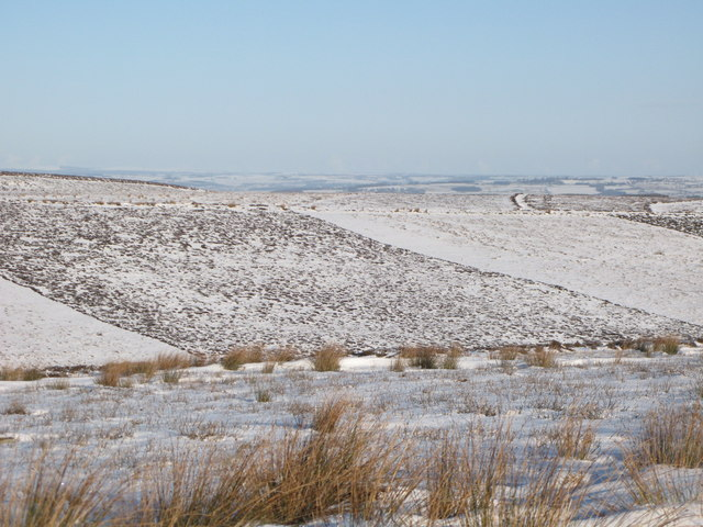 The snowy cleugh of Lawsley Sike (3)