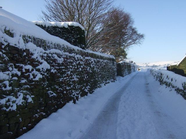 Follingworth Lane, Slaithwaite