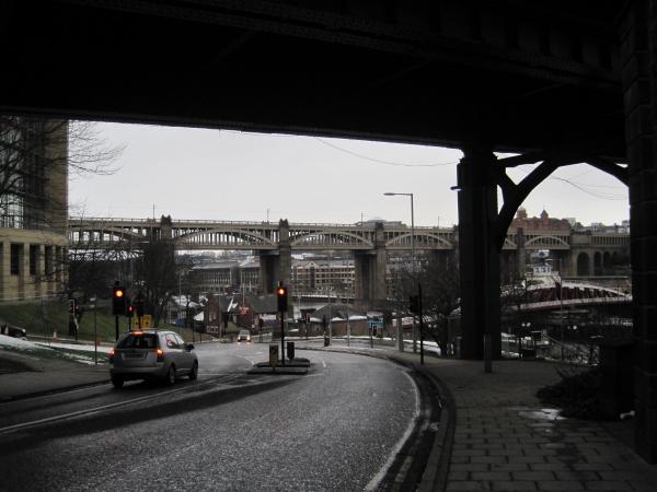 High Level and Swing Bridges