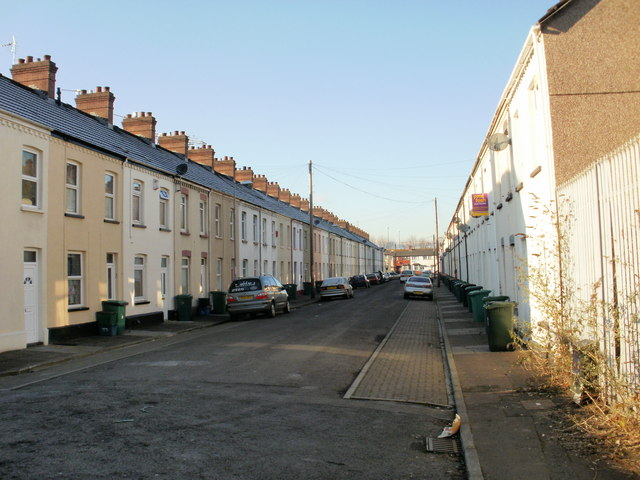 Feering Street, Newport