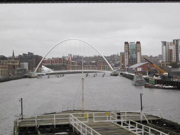 River Tyne from the Swing Bridge