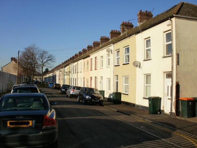 Witham Street, Newport