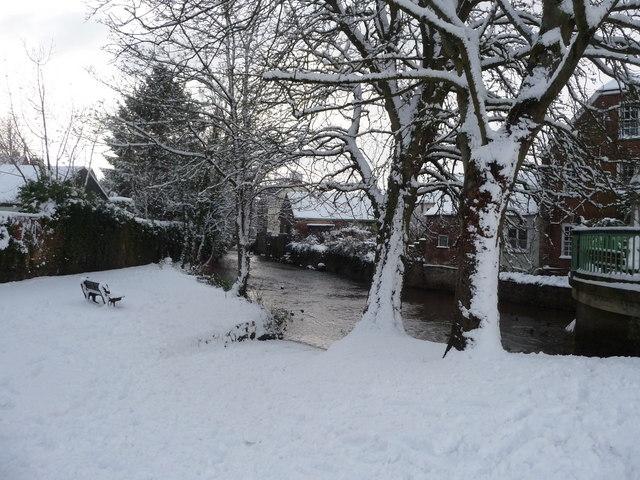 Tiverton : Lowman Green & River Lowman