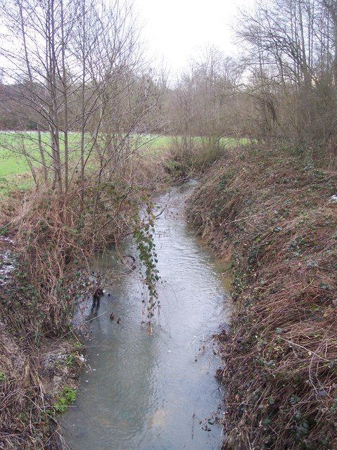 The Kent / Sussex Border Stream