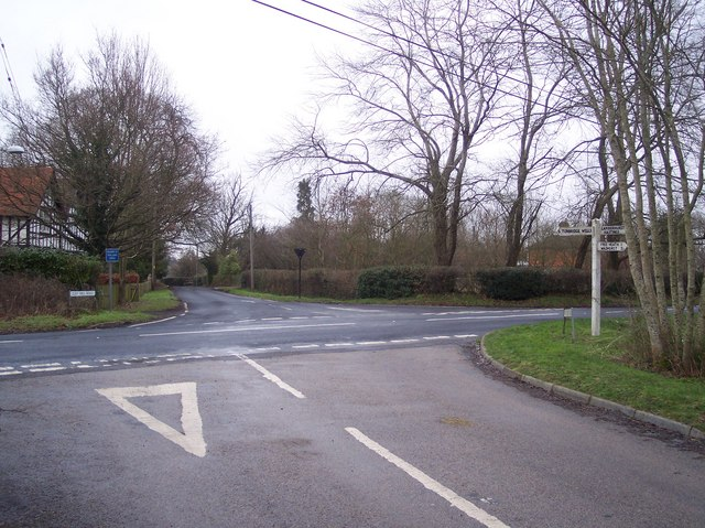 Crossroads at Hook Green