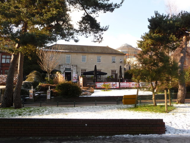 Bournemouth: Yates's