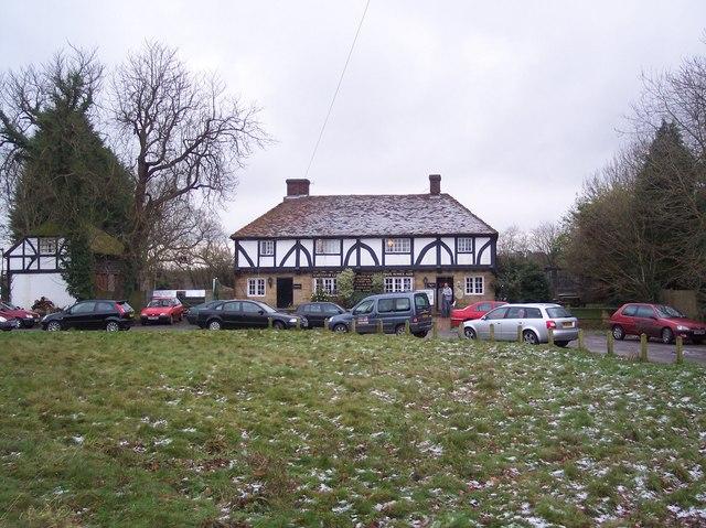 The Elephant's Head Public House, Hook Green
