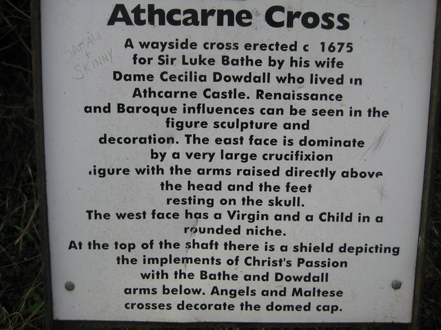 Info on Atcarne cross