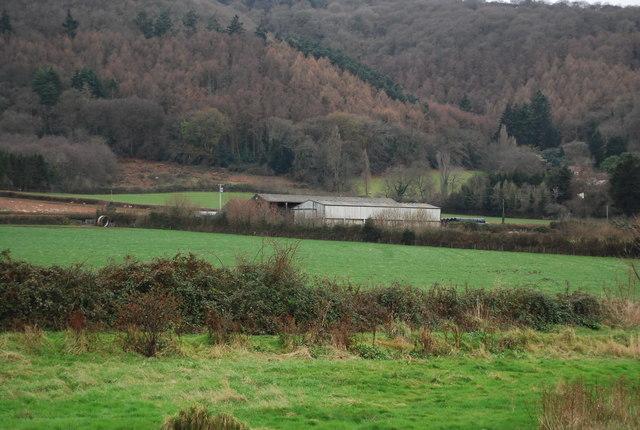 Barns near West Porlock