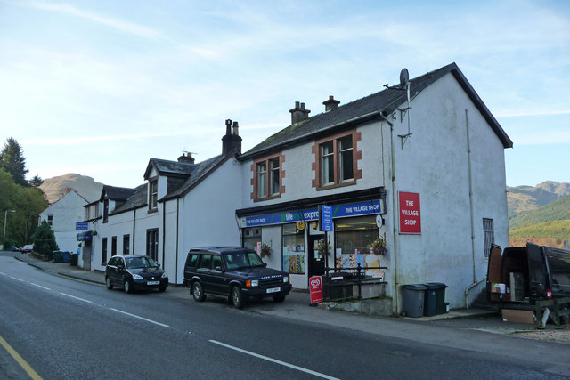 The Village Shop, Arrochar