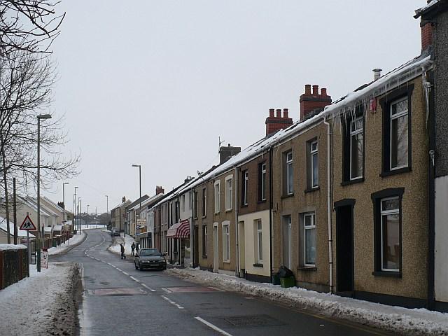 Church Street, Rhymney [1]