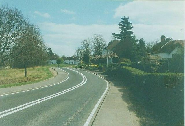 Woodgreen Road, Upshire: 1997
