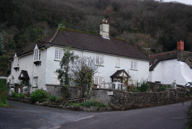 Snows Orchard, West Porlock