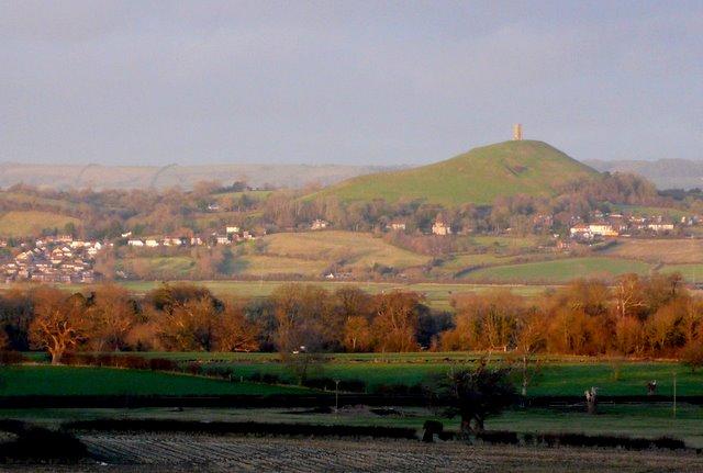 Countryside near Butleigh Wootton