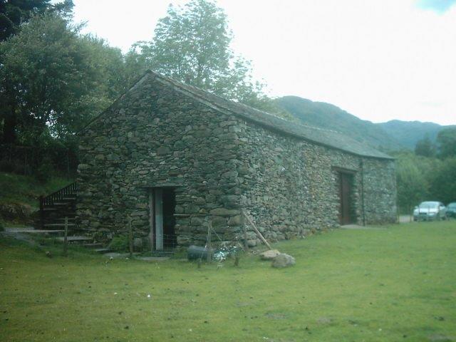 Barn at Rosthwaite, Borrowdale, Cumbria