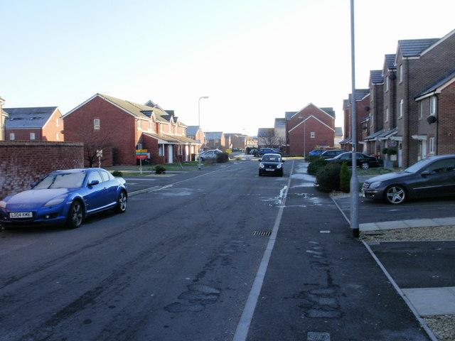 Argosy Way, Newport