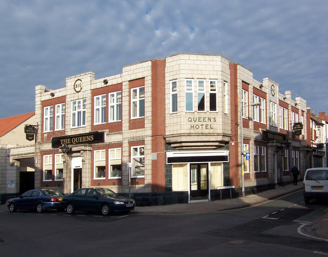 Queen's Hotel, Cleethorpes