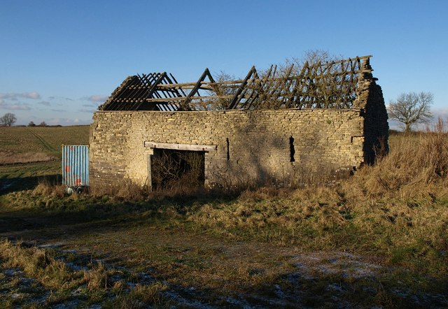 Barn near Highfield Lane (2)