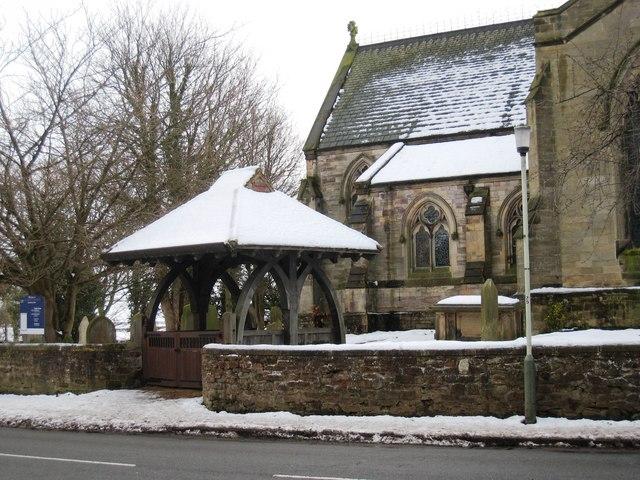 All Saints Church at Hurworth