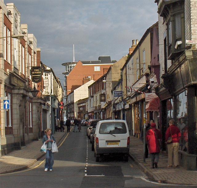 Sea View Street, Cleethorpes