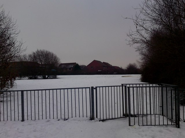 Playing Field Adjacent to Cunningham Gardens