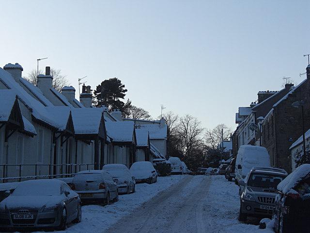 Spylaw Street, Colinton