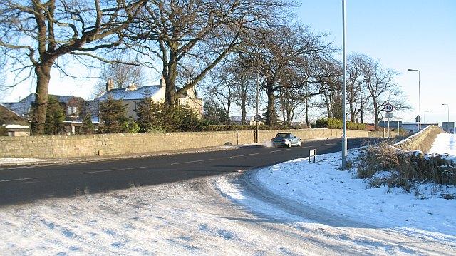 Builyeon Road, Queensferry