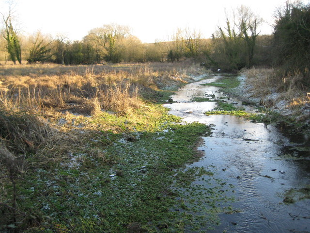River Lambourn at Easton (3)