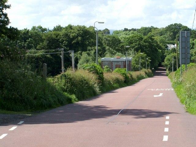 Station Road, Carluke