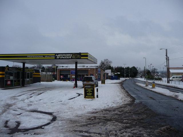 Tiverton : Park Hill Road