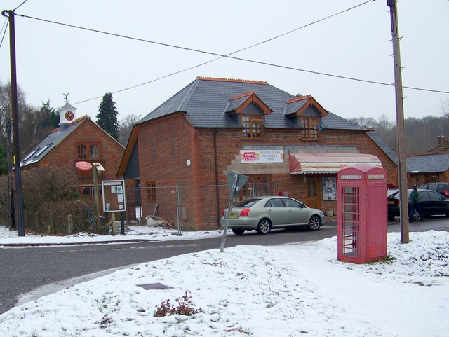 Post Office, Sherfield English
