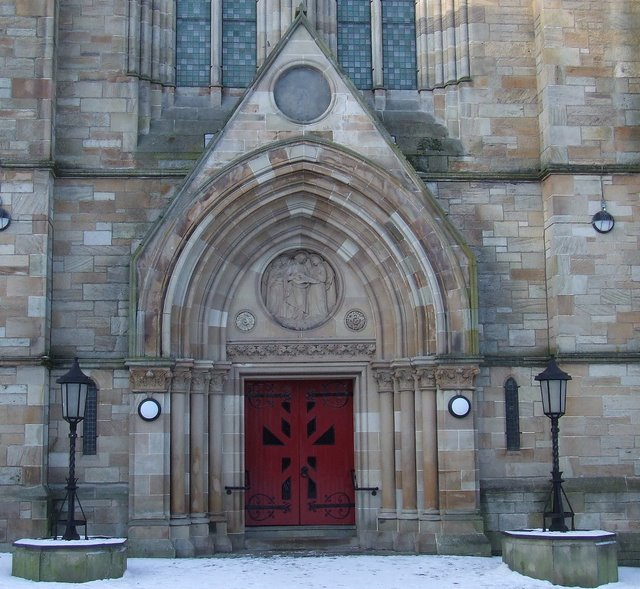 Queens Park Baptist Church (Camphill)