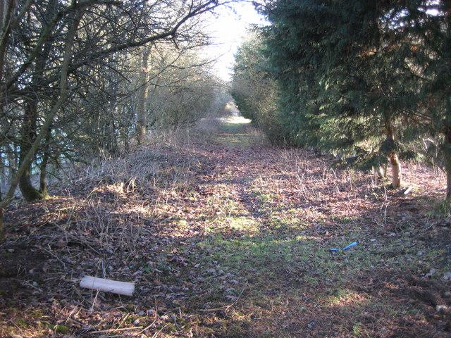 Easton: Former Lambourn Valley Railway