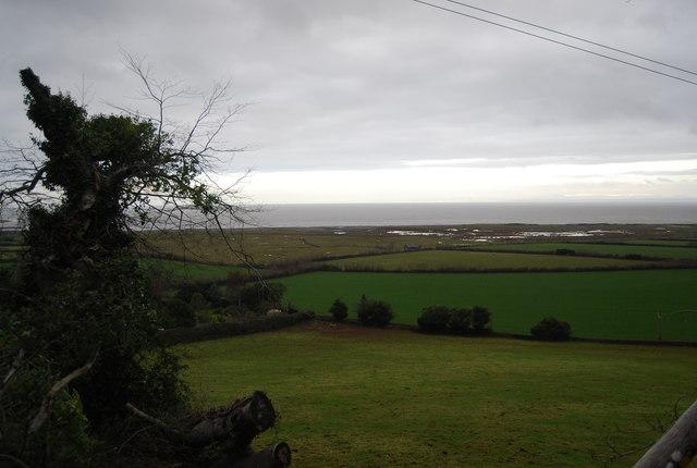 View over Porlock Bay