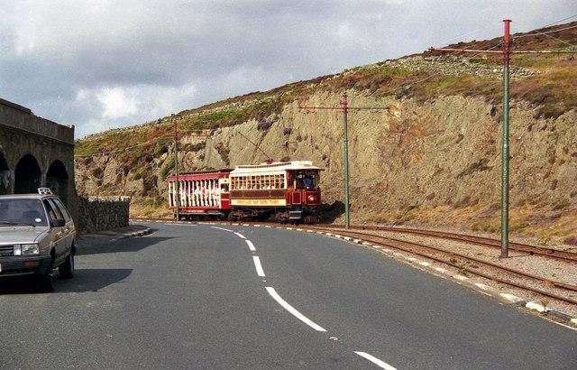Manx Electric Railway, Howstrake