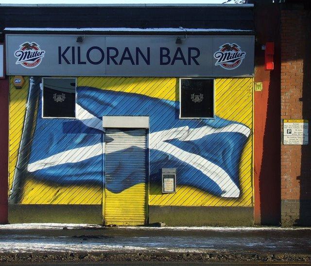 The Kiloran Bar