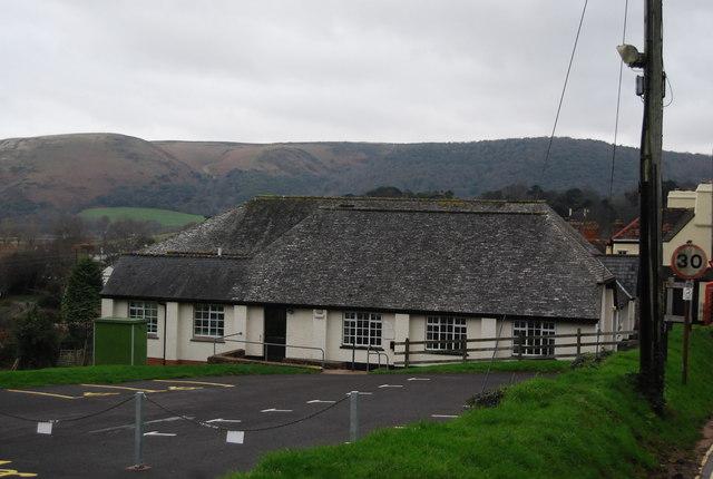 Village Hall, Porlock
