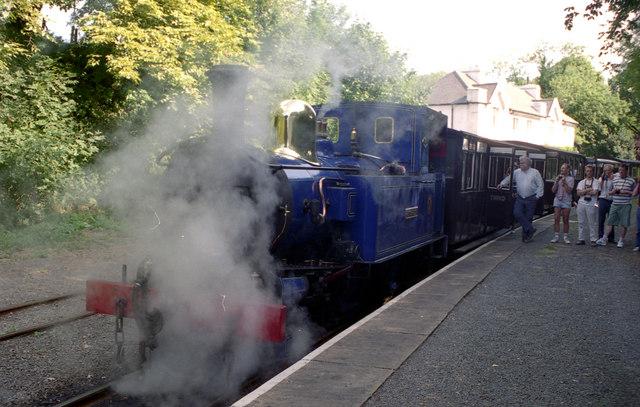 Port Soderick station