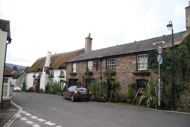 The Ship Inn, Porlock