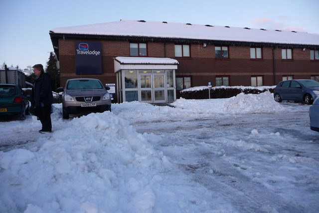 Travelodge M90 Kinross