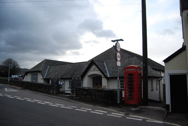 Village Hall, Porlock
