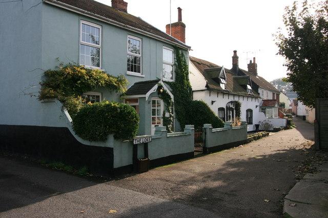 The Loke, Winterton
