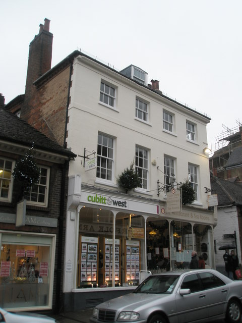 cubitt&west in the High Street