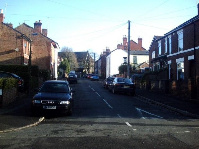 Cobden Street, Derby