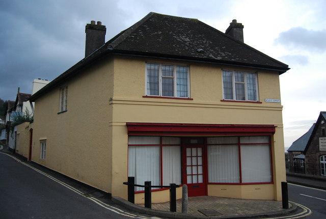 Mc Coy's Corner, Porlock